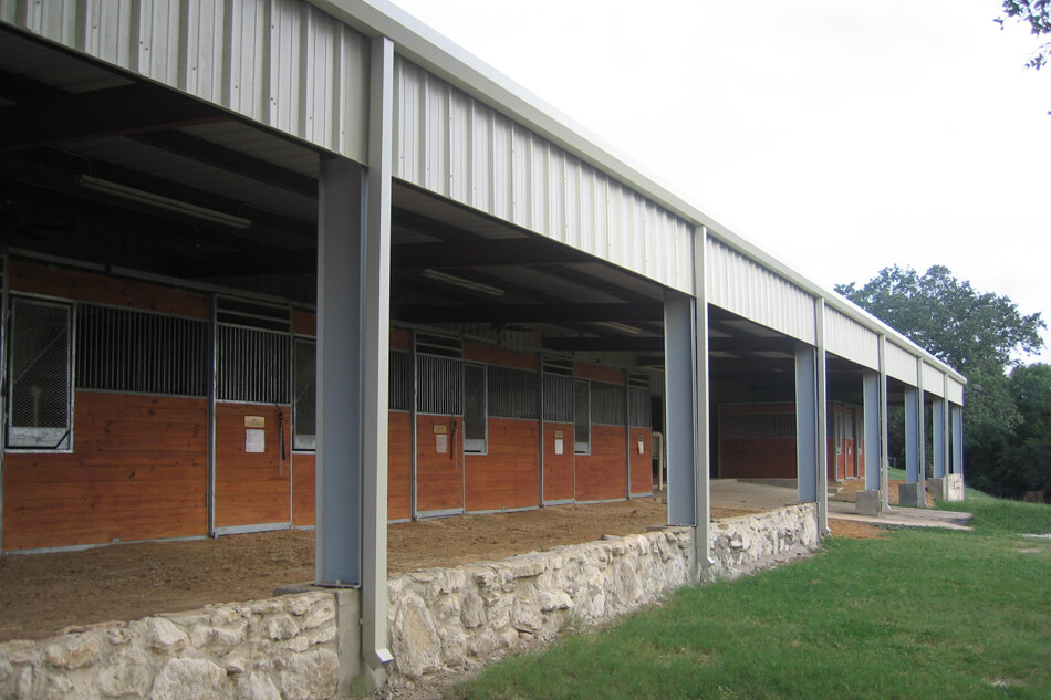 Stables Exterior