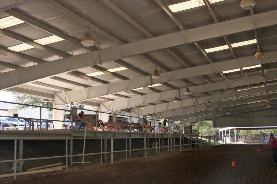 Arena Deck
